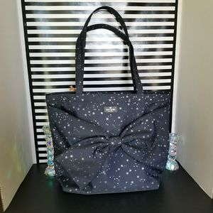 On purpose star fabric tote